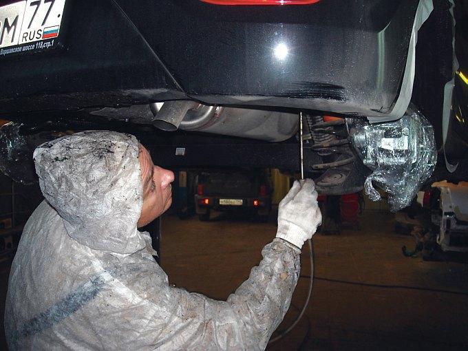 Антикор: купил машину – сделай сразу! журнал - АБС-авто