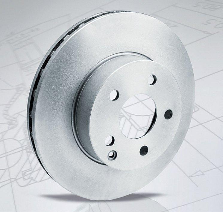 Тормозные диски MEYLE PlatinumDisc с ультрафиолетовым покрытием