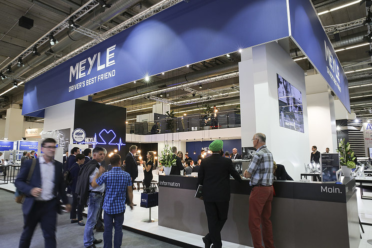 MEYLE на Automechanika-2018