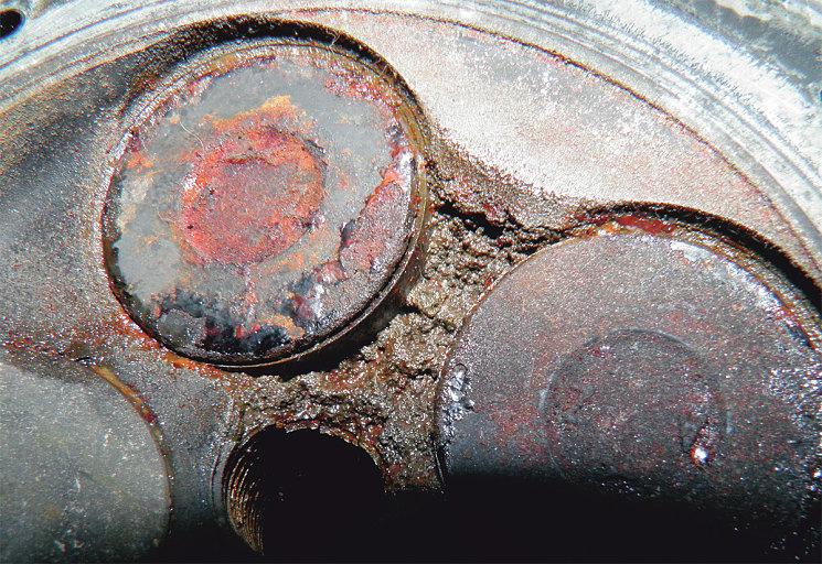 Ошибка р1115 - перегрев двигателя