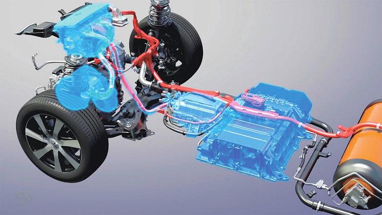 меня водородный двигатель и бензиновый картинки уточнила